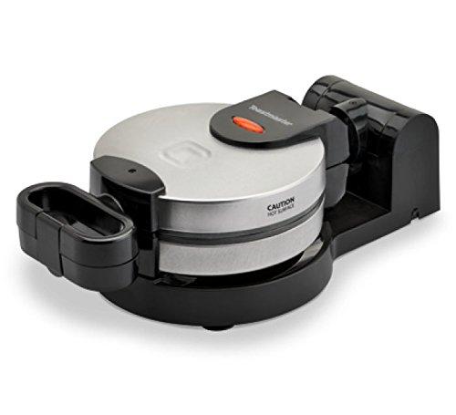 Toastmaster Flip Low-Profile Rotating Waffle Maker (Best Rotating Waffle Maker)
