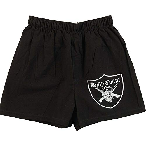 der Boxers X-Large Black ()