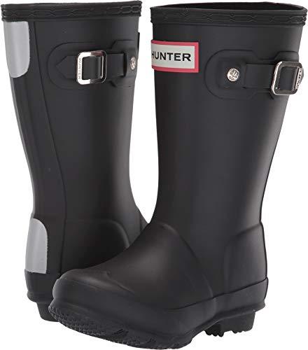 Toddler Black Hunter Boots (Hunter Kids Original Kids' Rain Boot Toddler/Little Kid Black Kids)