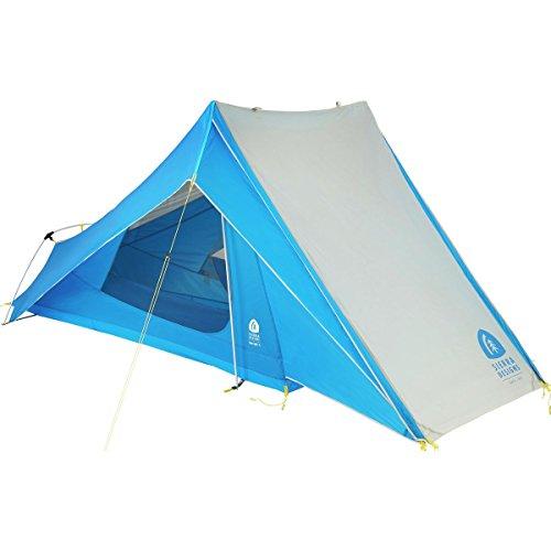 Sierra Designs Divine Light 1 Fl Tent (Blue Jewel/Silver (Sierra Designs Flashlight)