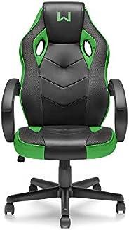 Cadeira Gamer Inclinação Até 15º Verde Warrior - Ga160, Warrior, Acessórios para Computador