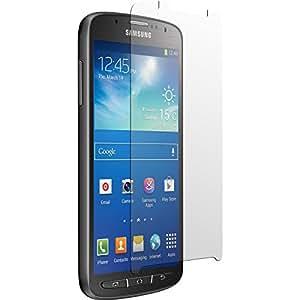8 x Samsung Galaxy S4 Active protector de pantalla mate Películas Protectoras
