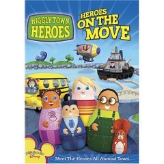 Higglytown Heroes - On the Move (2004)