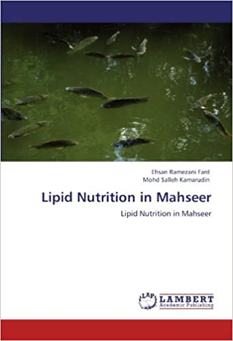 Book Lipid Nutrition in Mahseer: Lipid Nutrition in Mahseer