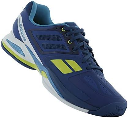 Babolat Propulse Team Bpm All Court Mens Tennis Shoes Blue
