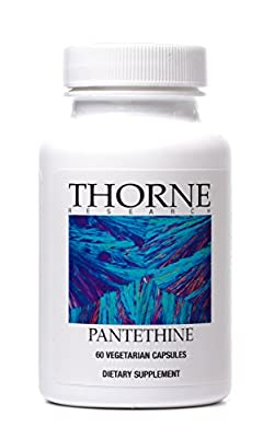Pantethine (250mg) 60 Capsules