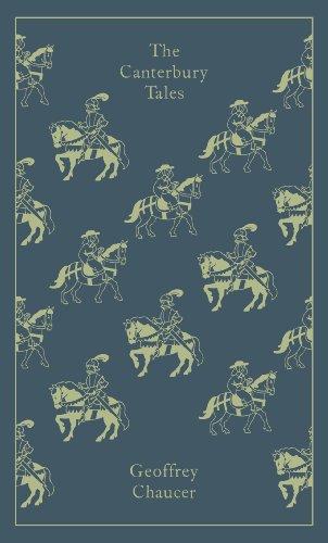 The Canterbury Tales (A Penguin Classics Hardcover)