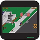 80s Paperboy Screenshot NOVELTY Drinks Coaster - Fun Retro Gaming Themed Design by Coasteroo