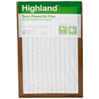 3M FBA23DC-6 14 x 24 x 1 Highland & Trade Basic Pleated Air Filter