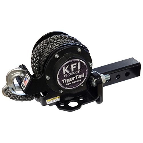KFI Products Tiger Tail Tow System - 2in. Adjustable 101100 by KFI Products