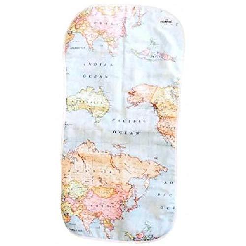 Colchoneta universal mapamundi: Amazon.es: Handmade