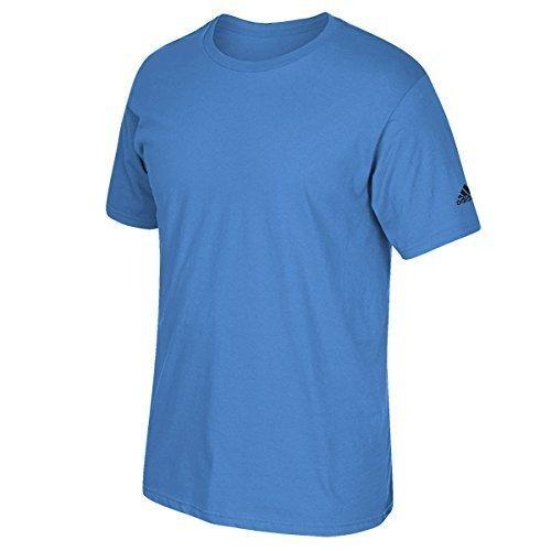 T-shirt Adidas Manica Corta Logo Lt Blue-sld