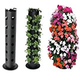 Flower Tower Freestanding Planter
