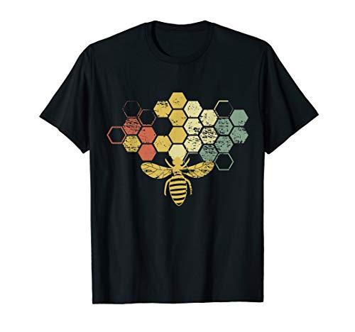 Vintage Beekeeper Shirt, Honey Bee T-Shirt