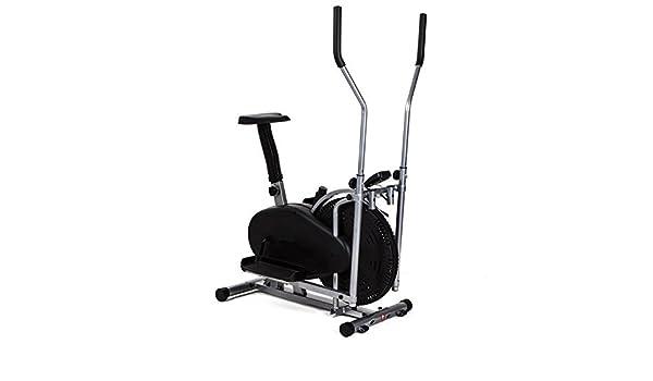 SG - Bicicleta estática elíptica steps: Amazon.es: Deportes y aire ...