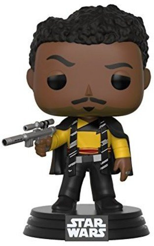 Funko Pop Star Wars  Solo Lando Calrissian Collectible Figure  Multicolor