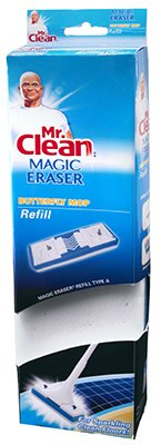 Butler Home Products 446923 Magic Eraser Butterfly Mop Refill - Quantity 6