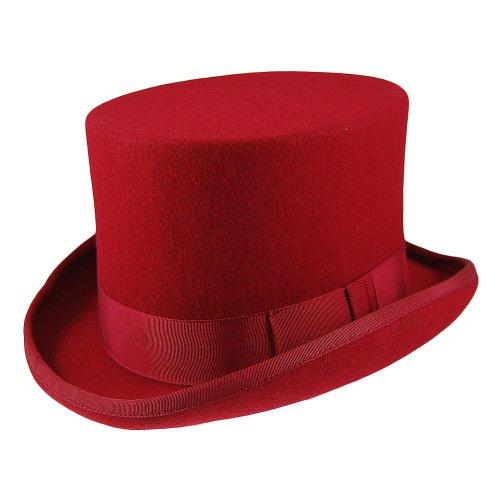 Copa De Christys Rojo Sombrero Lana aEWqRSw