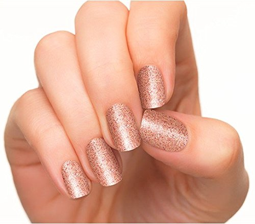 Incoco Dry Nail Polish in Stripes–Penny Rose MMG004
