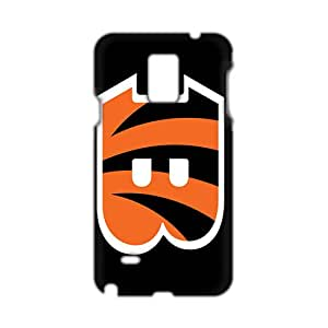 SHOWER 2015 New Arrival cincinnati bengals 3D Phone Case for Samsung NOTE 4