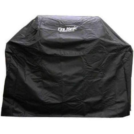 Echelon Cover - Fire Magic Grill Cover For Echelon E660 Or Aurora A660 Gas Grill On Cabinet Cart - 25186-20f