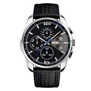 Relojes Hermosos, Hombre Reloj digital Reloj creativo único Reloj de Pulsera Reloj elegante Reloj Militar
