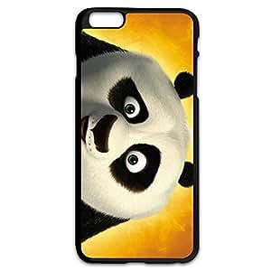 Kung Fu Panda Protection Case Cover For IPhone 6 Plus (5.5 Inch) - Art Cover wangjiang maoyi