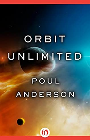 book cover of Orbit Unlimited