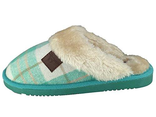 Saneshoppe Pantofole Mint Saneshoppe Donna Pantofole Donna g5xqBdZwz