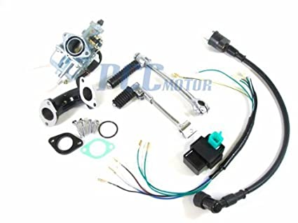 amazon com lifan semi auto motor 125cc motor engine xr crf 50 on 200Cc Lifan Motor for amazon com lifan semi auto motor 125cc motor engine xr crf 50 sets 125s en21 set automotive at Lifan Motorcycle 125Cc Review