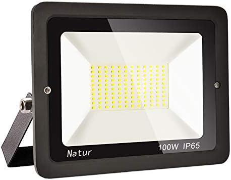 100W LED Foco exterior alto brillo Proyector led exterior de ...