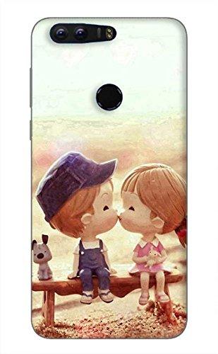 sale retailer 4dbe5 f1fd9 DesignGuru Honor 7a Back Cover, Designer Printed Back: Amazon.in ...