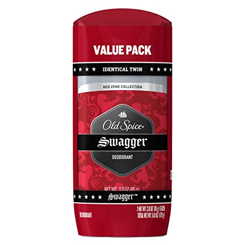 Old Spice Aluminum Free Deodorant for Men Red Zone Collection, Pure Sport, Lemon Lime Scent, 3 Oz (Pack of 2) (Old Spice Pure Sport Body Wash Review)