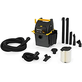 Workshop Wet Dry Vac Ws0500wm Portable Wall Mount Wet Dry