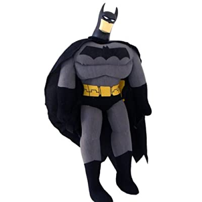 Batman Plush Doll (10 Inch) [Toy] by Warner Brothers: Toys & Games