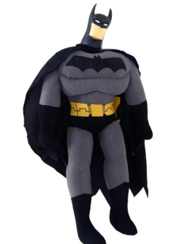 Warner Brothers Toy (Batman Plush Doll (10 Inch) [Toy] by Warner Brothers)