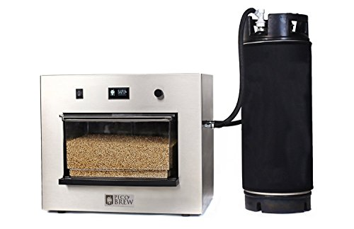 Picobrew Zymatic   Automatic All Grain Craft Beer Brewing Appliance For Your Brewery Or Home Brewing   Brew From A Recipe Library With Thousands Of Proven Beers Or Make Your Own