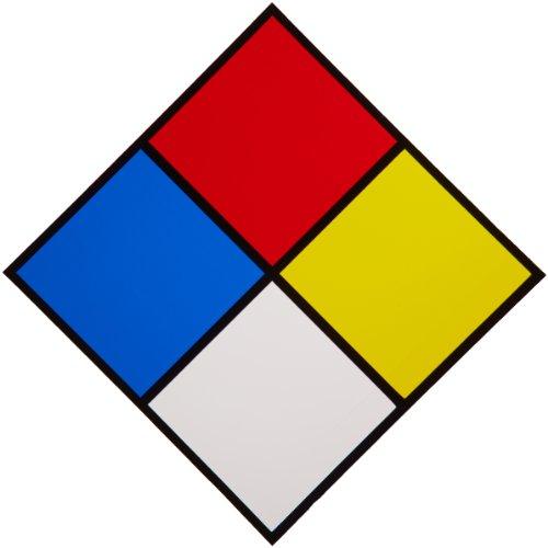 Nfpa Hazardous Materials - Brady 58503 10