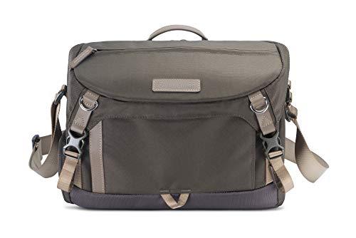 Vanguard VEO GO34M KG Shoulder Bag for Mirrorless/CSC Cameras - Khaki/Green (Best Mirrorless Camera For Travel 2019)