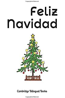Feliz Navidad: A Bilingual Christmas Picture Book English-Spanish