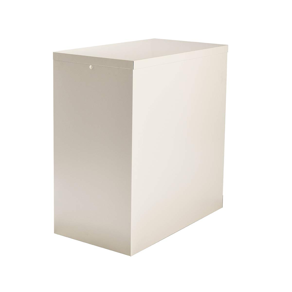 2-Drawers File Cabinet with Lock Metal Rails Hanging Letter-Size Commercial 26.5''Deep for Office Storage Home(Putty White) by YURUCY (Image #1)