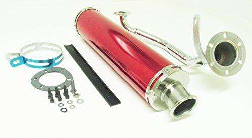 125Cc Performance Exhaust - 5