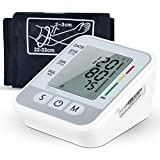 Best Blood Pressure Monitors - Blood Pressure Monitor, Accurate Automatic Upper Arm BP Review