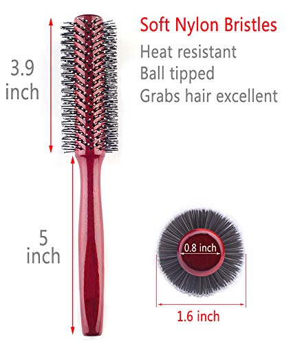 Buy round brush for men