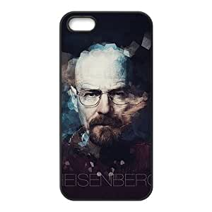 Breaking Bad Heisenberg Design Pesonalized Creative Phone Case For Iphone 5S