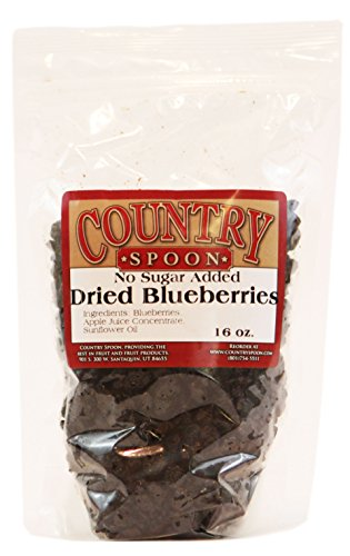 No Sugar Added Dried Blueberries product image