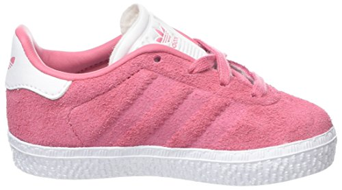 Rosa rostiz Bebé Adidas Gazelle ftwbla rostiz I Unisex 000 Zapatillas 6IafXq