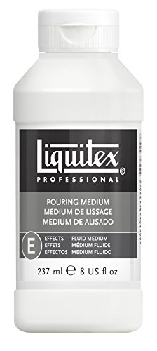 Replacement Testing Fluid - Liquitex Professional Pouring Effects Medium, 8-oz