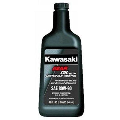 (Kawasaki Gear/Final Drive Oil With Limited Slip Additive 80W90 K61030-007A)