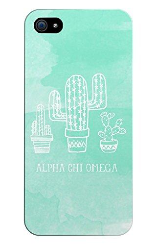 alpha chi omega iphone 5 case - 7